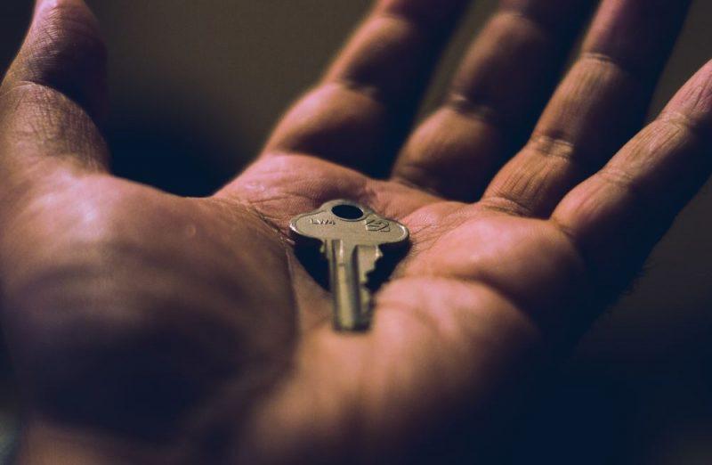 Nøkkel som kan åpne din dør